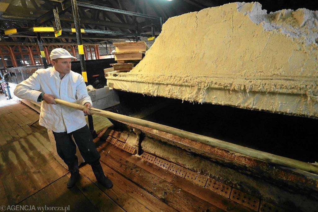 Warzelnia soli w Ciechocinku
