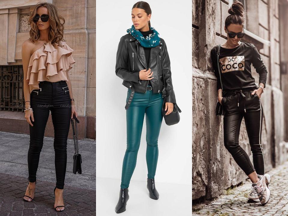 Woskowane spodnie - jakie wybrać