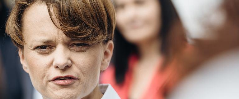 Emilewicz tłumaczy słowa o tym, kiedy kończy się wolność kobiety