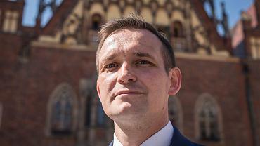 Michał Jaros, poseł Nowoczesnej wiceprezydentem nie został. W Sejmie zmienił klub na ten Platformy Obywatelskiej - Koalicji Obywatelskiej.