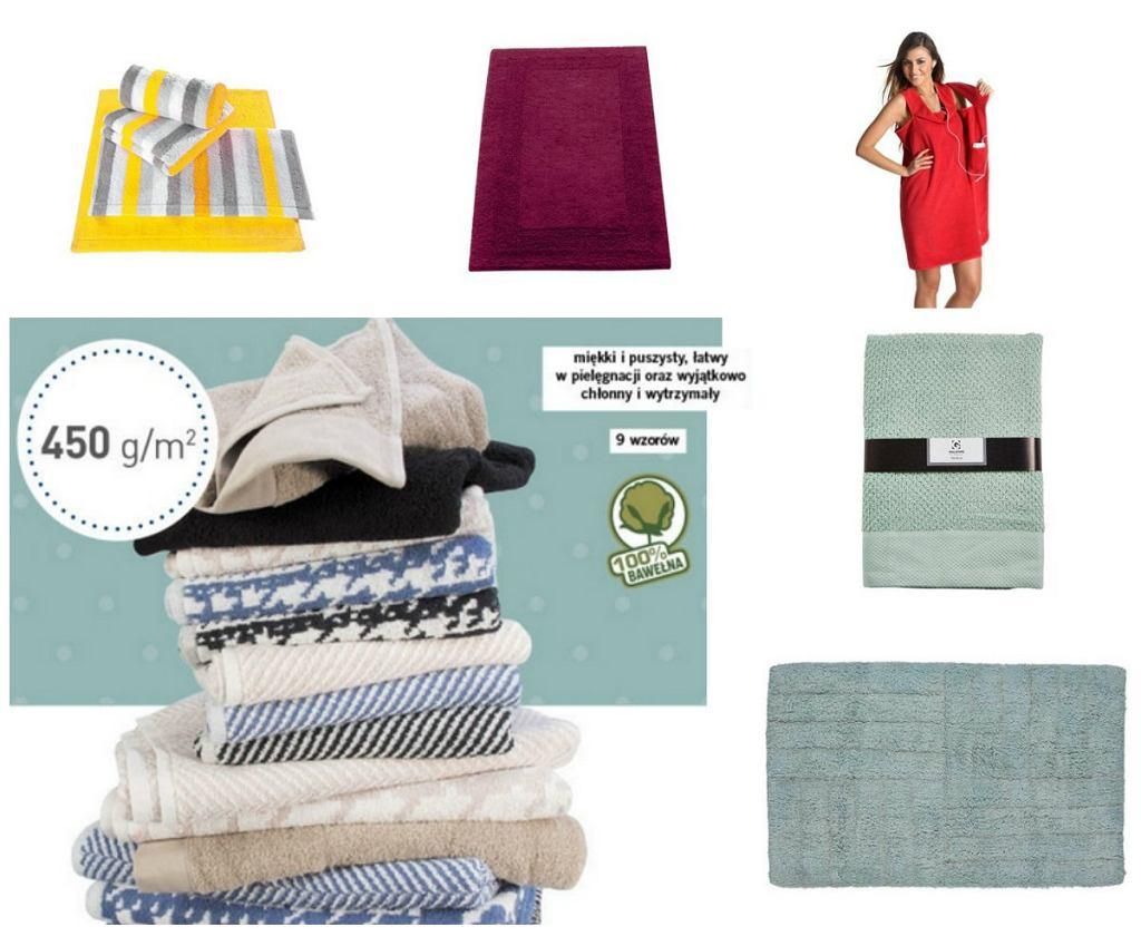 tekstylia w Lidlu