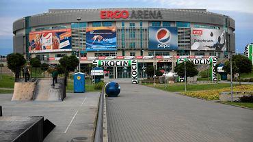 Wokół Ergo Areny trwają już ostatnie przygotowania nad odpowiednią ekspozycją reklam sponsorów mistrzostwa, a także nad specjalną strefą kibica z dużą ilością atrakcji.