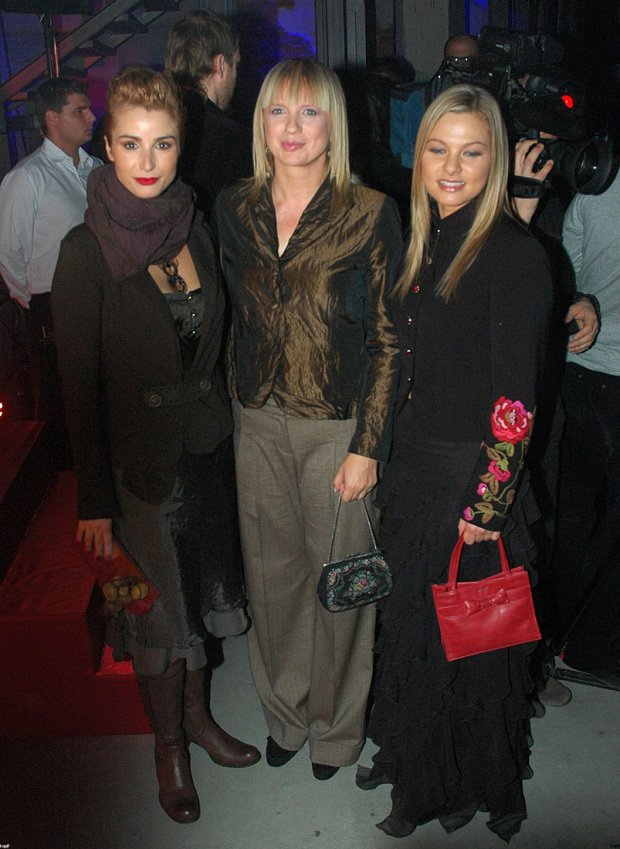Marzena Rogalska, Katarzyna Bujakiewicz i Joanna Brodzik
