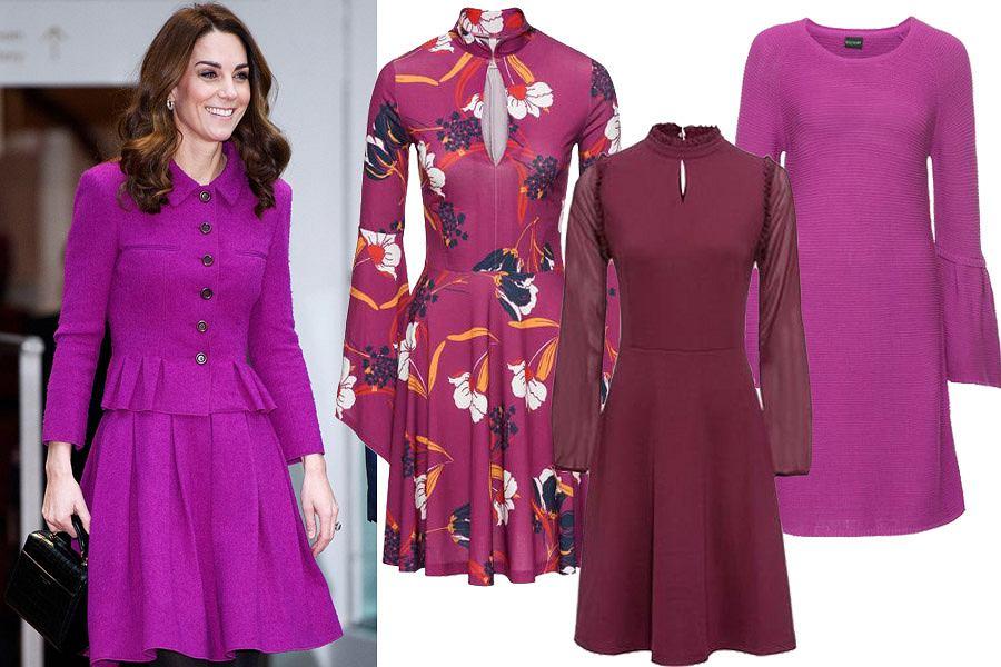 sukienki w stylu księżnej Kate / mat. partnera