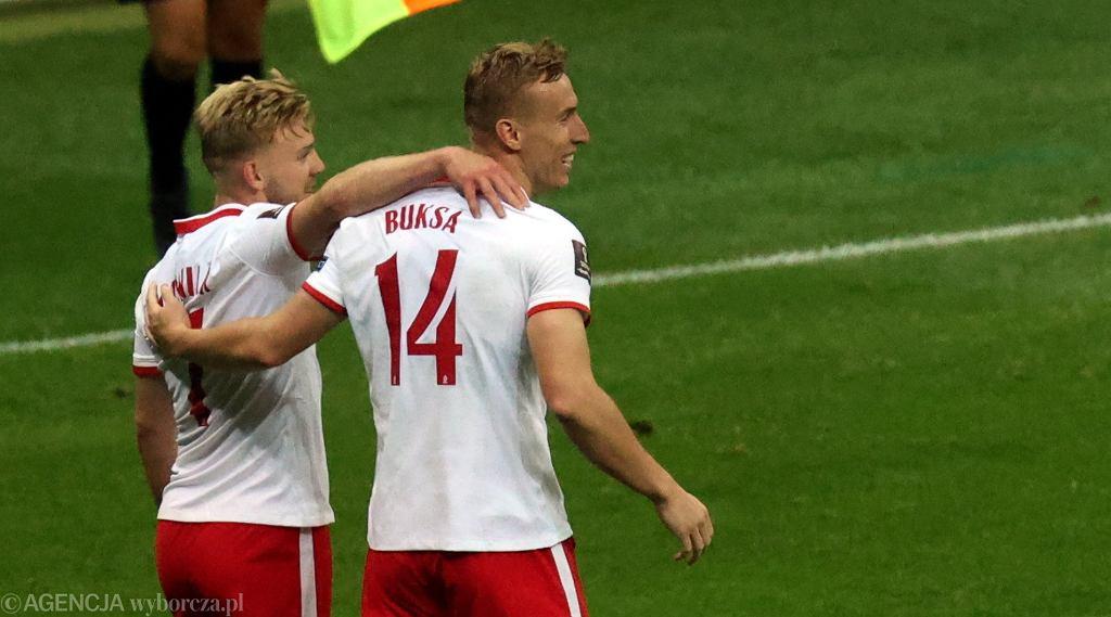 Adam Buksa po udanych meczach z Albanią i San Marino przekonał do siebie selekcjonera