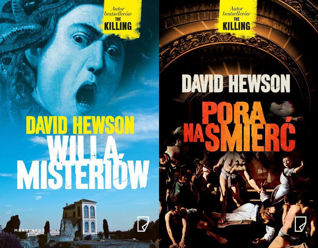 Książki Davida Hewsona