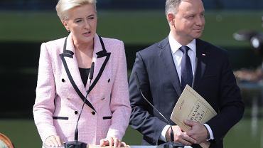 Narodowe Czytanie z Parą Prezydencką