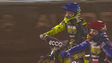 Bartosz Zmarzlik i Artiom Łaguta w Grand Prix Vojens w Danii