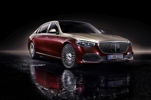 Nowy Mercedes-Maybach klasy S to kwintesencja przepychu
