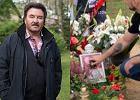 """Piotr Witczak odwiedził grób Krzysztofa Krawczyka. """"To obowiązek"""""""