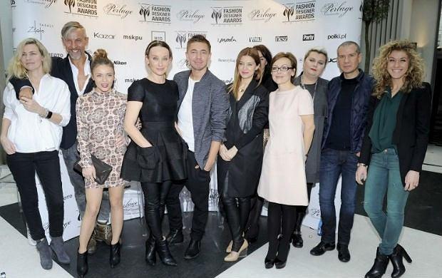 jury konkursu Fashion Designers Awards 2013.