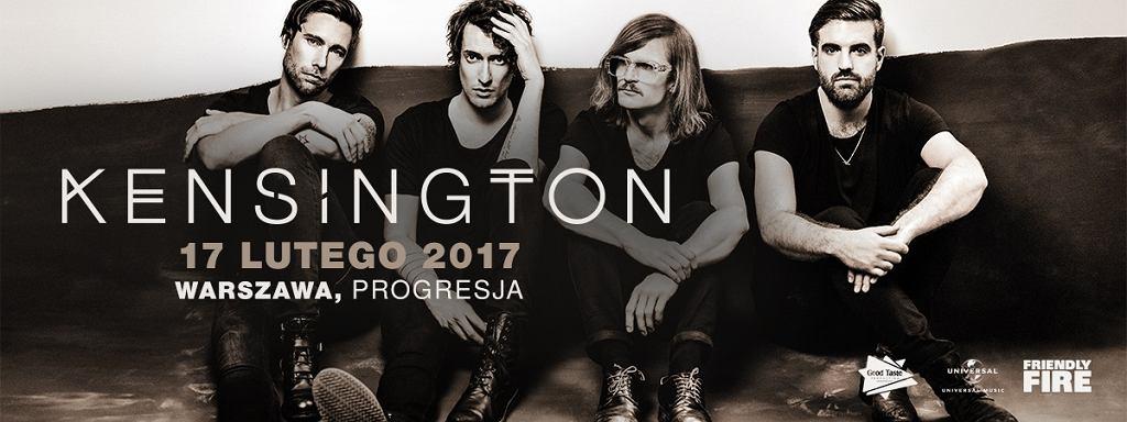 Koncert Kensington w Progresji