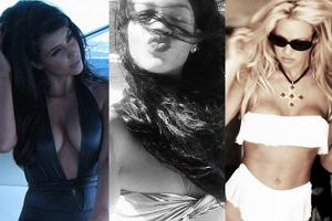 Kim Kardashian, Rihanna, Pamela Anderson.