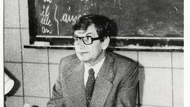 Prof. Edward Kaczmarski