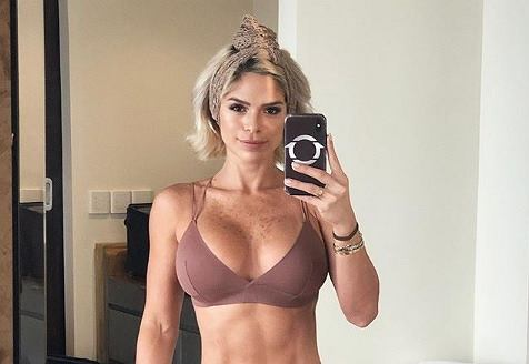 Popularna trenerka fitness Michelle Lewin zaatakowana na plaży na Bahamach