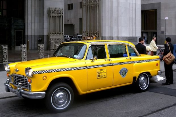 Checker Marathon - New York Taxi