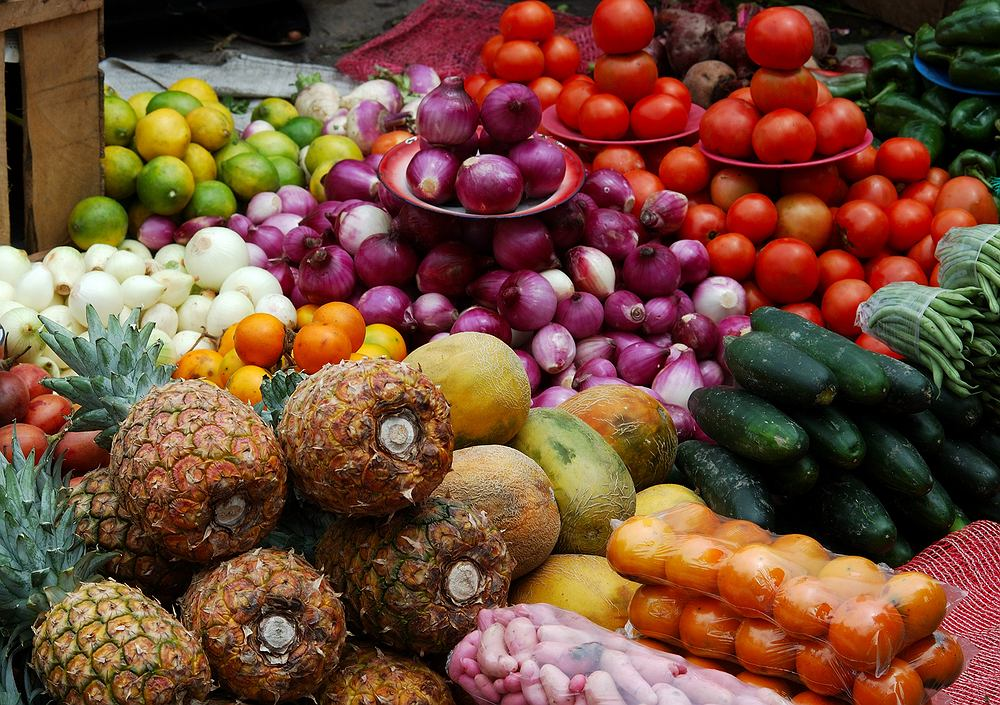 Owoce i warzywa mogą wywołać zatrucia z powodu bakterii z grupy Listeria monocytogenes