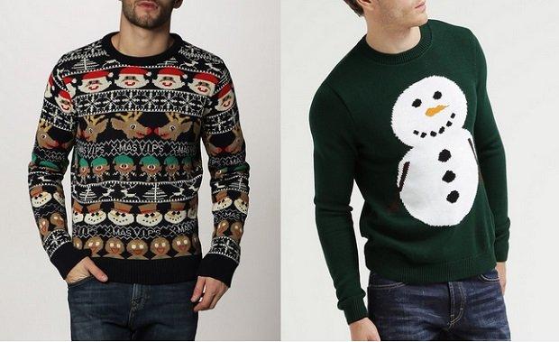 Hit: brzydki świąteczny sweter