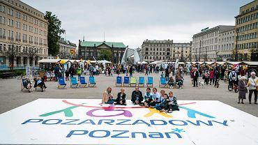 Piknik organizacji pozarządowych w Poznaniu, 16.09.2017.