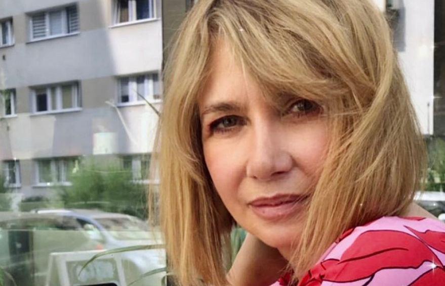 Grażyna Wolszczak pokazała swoje fryzury z ostatnich 20 lat. 'Umiemy się bawić, co?'