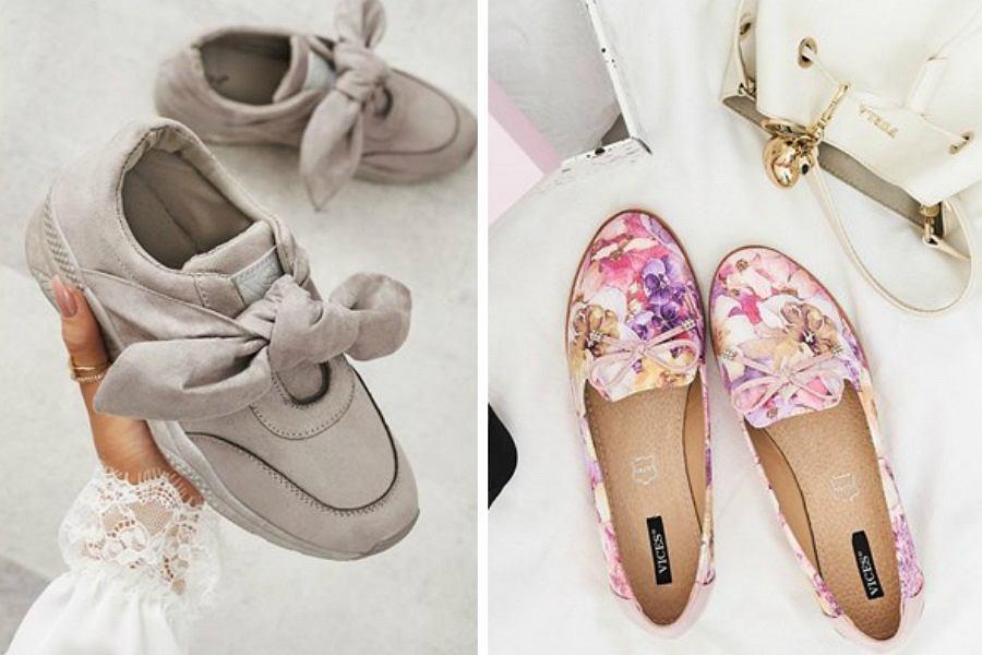 Stylowe buty damskie