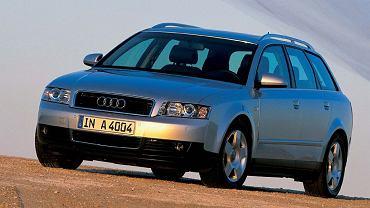 Audi A4 B6 TDI