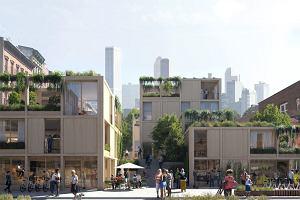 Domy i osiedla składane niczym meble? IKEA chce zrewolucjonizować rynek nieruchomości