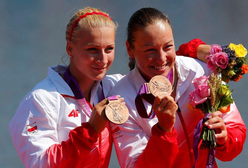 Karolina Naja (z lewej) i Beata Mikołajczyk