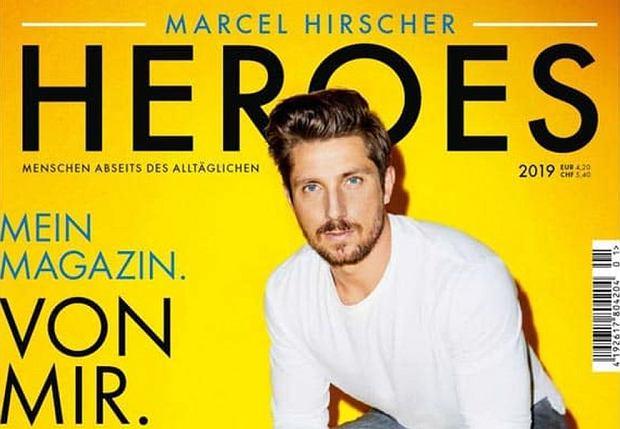 Marcel Hirscher, najpopularniejszy sportowiec w Austrii