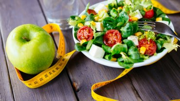 Dieta objętościowa bazuje na produktach bogatych w wodę.