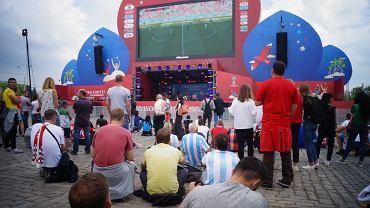 Mundial w Kaliningradzie. 16 czerwca odbył się pierwszy mecz w mieście. Nigeria zagrała przeciwko Chorwacji