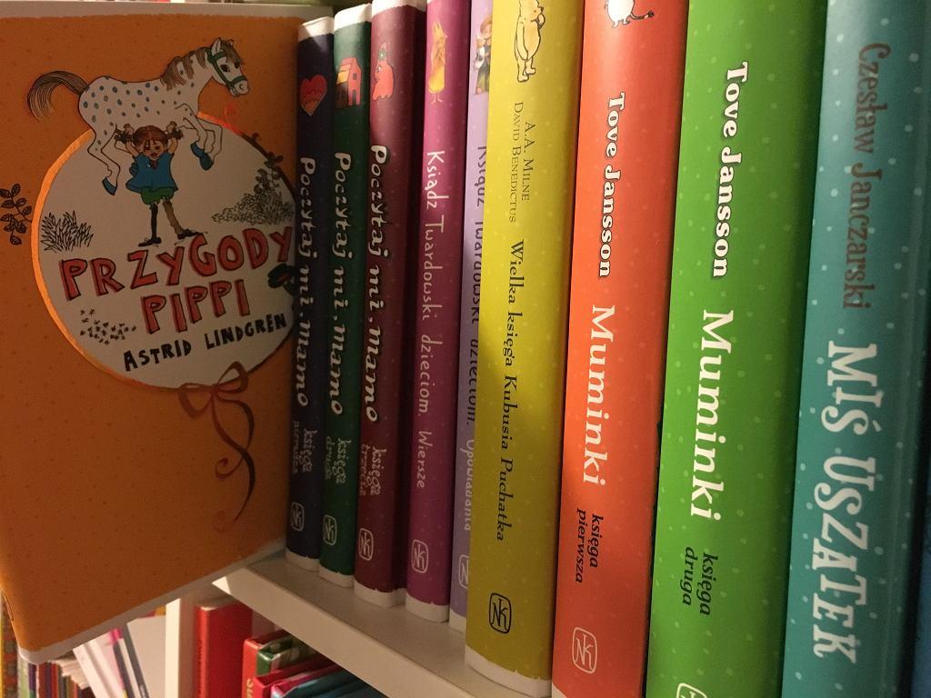 Najlepsze książki dla dzieci? Klasyka zawsze się obroni