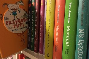 """Miłością do książek trzeba zarażać od małego. """"Córka kocha Pippi, bo jest odważna, niezależna, czupurna, pomysłowa i silna. Tak właśnie widzi siebie"""""""