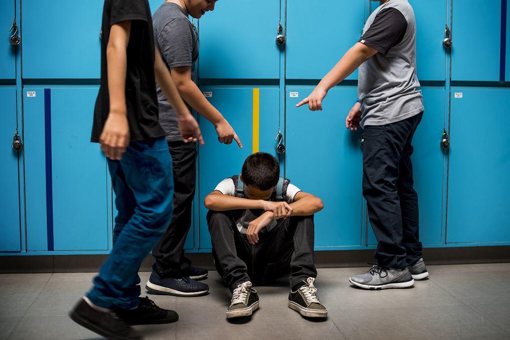 Przemoc w szkole, zdjęcie ilustracyjne