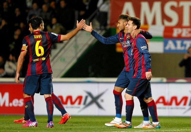 Xavi Hernandez wskazał, jak długo może grać jeszcze Leo Messi. Bardzo odległa data