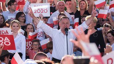 Kampania prezydencka Andrzeja Dudy