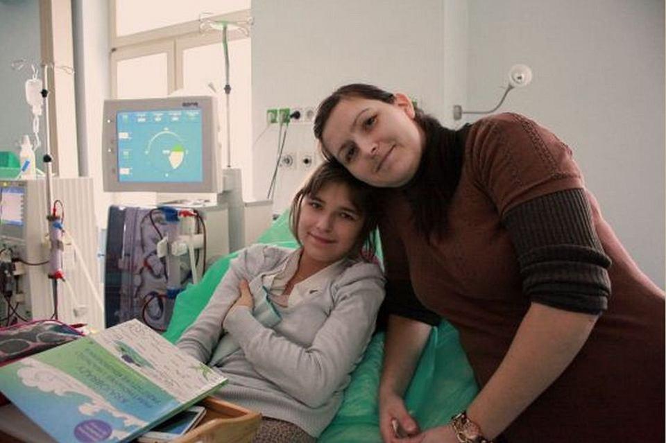 WOŚP WROCŁAW. Eliza Kaczuga z mamą Barbarą
