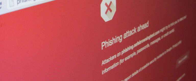 Phishing coraz popularniejszy. 137 mln prób w tym kwartale