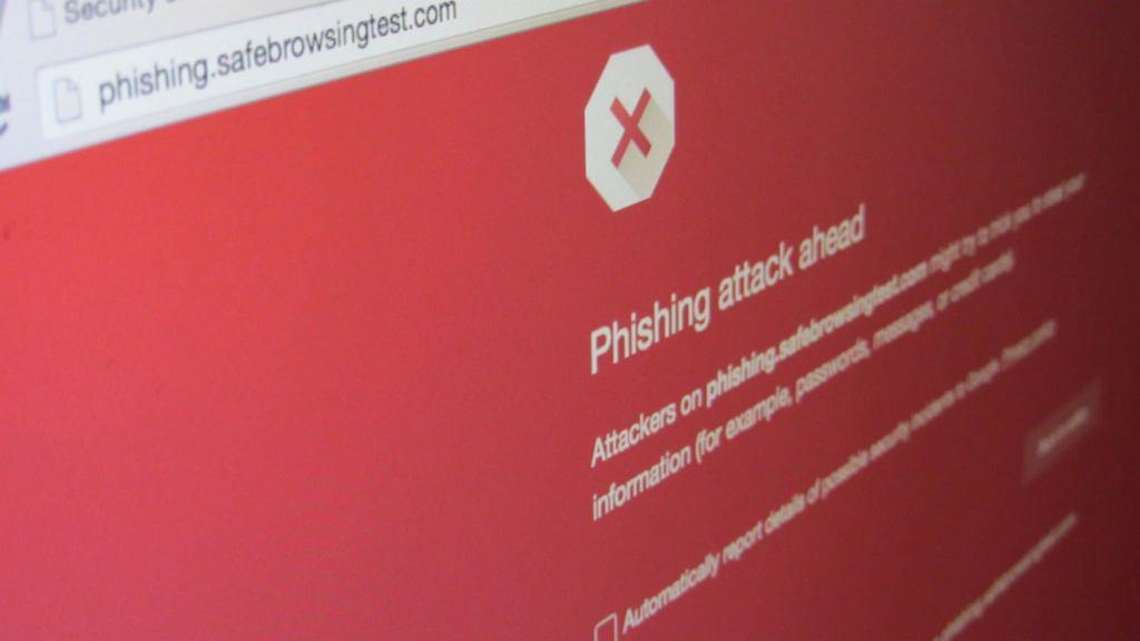 Phishing - jedna z najpopularniejszych metod ataku