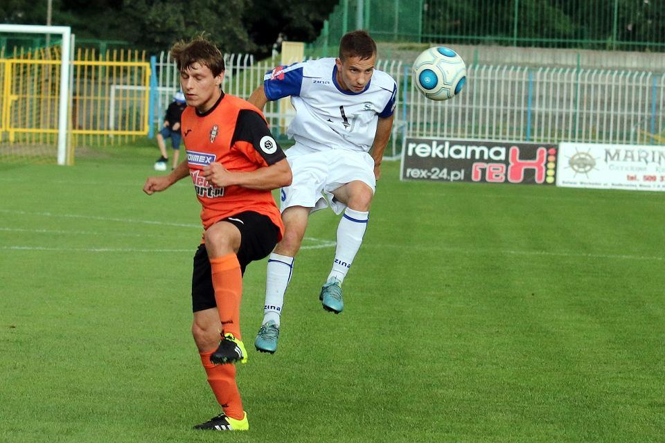 Lubuska czwarta liga: Stilon Gorzów - Santos Świebodzin 4:0 (2:0)