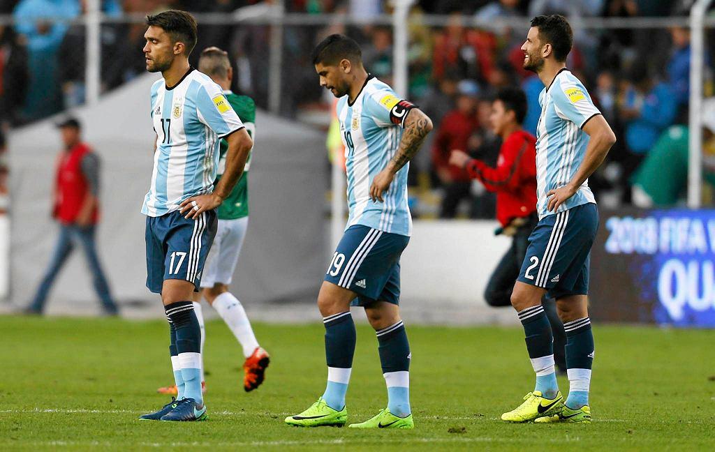 Boliwia - Argentyna