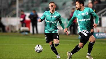Legia jest faworytem meczu z Miedzią