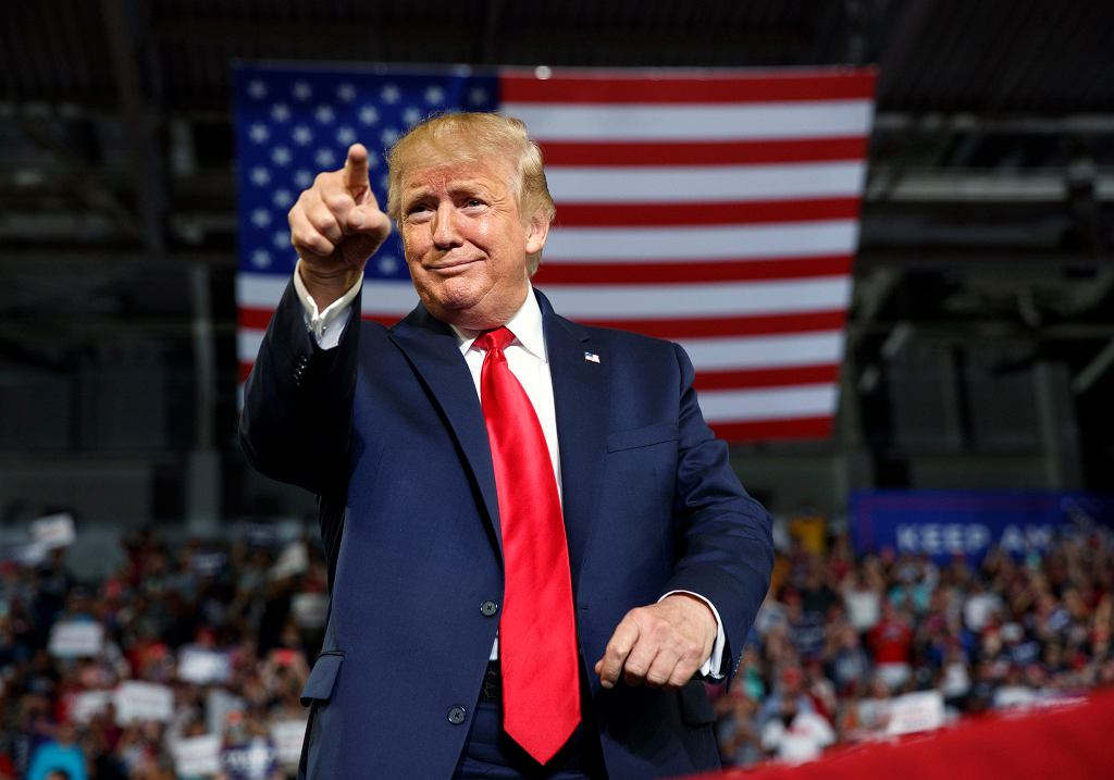Media-Trump's Return