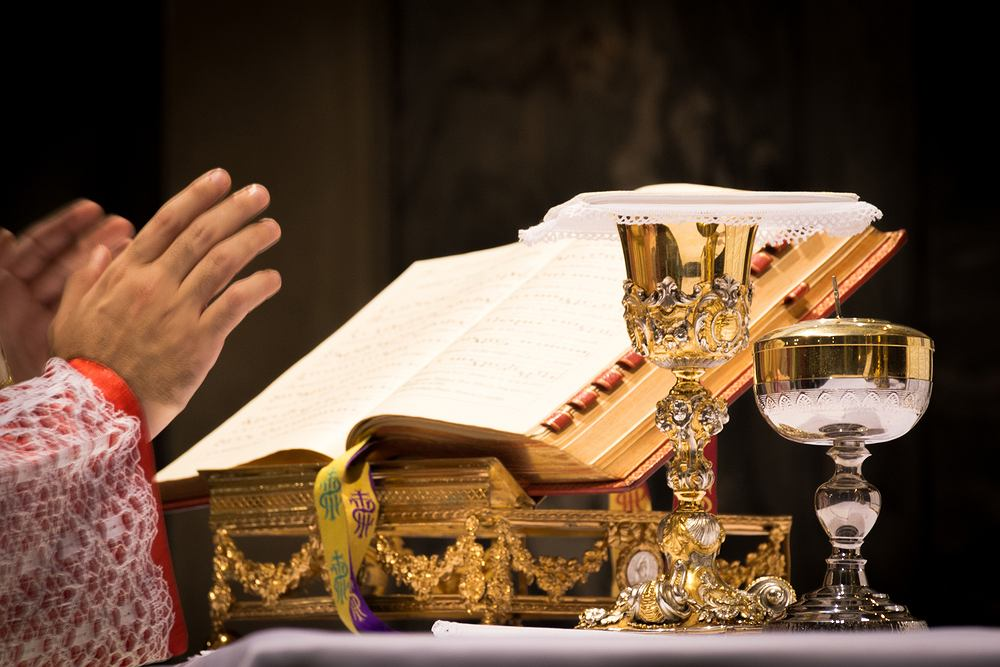 Msza święta online na żywo 7 marca - gdzie obejrzeć? Zdjęcie ilustracyjne