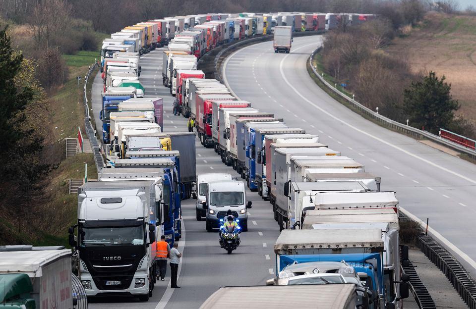 Sytuacja Na Granicy Niemiecko Polskiej