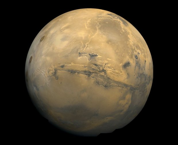 kojarzenie Wenus i Marsa