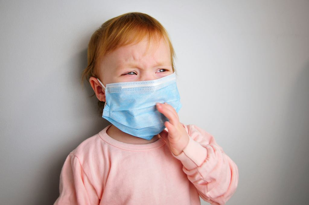 Dzieci nie są bezpieczne w obliczu koronawirusa