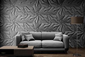 Panele ścienne - oryginalna dekoracja do salonu