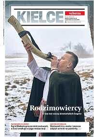 Okładka Magazynu Kielce