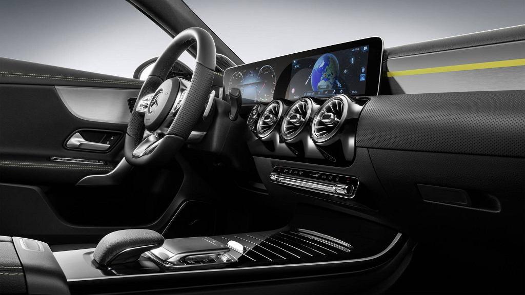 Mercedes Klasy A 2018